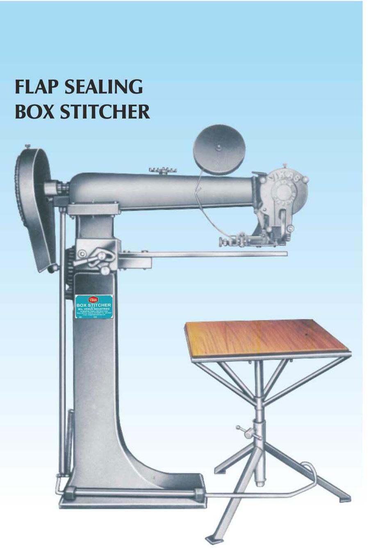 Vikas Box Stitchers
