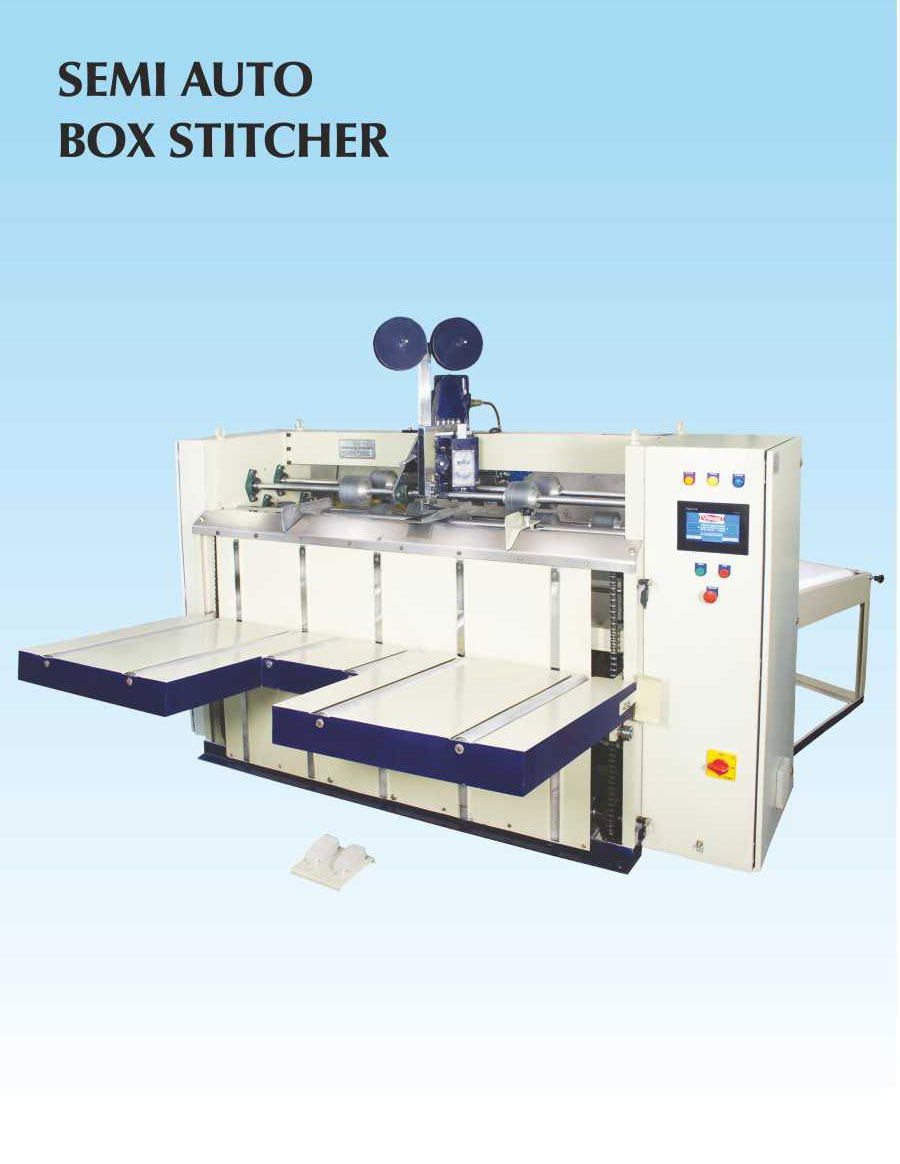 Vikas Box Stitchers